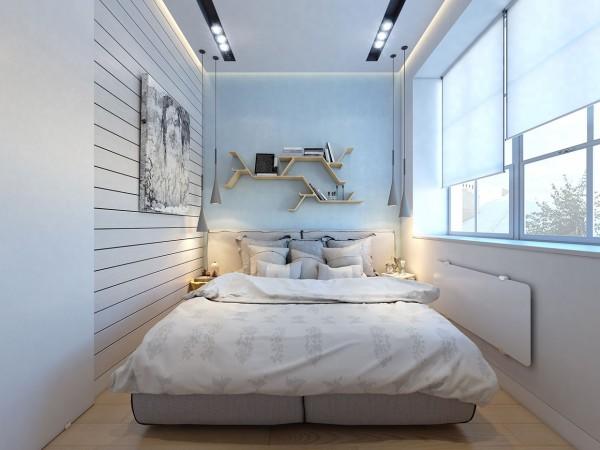 Estilo neutro - dormitorio
