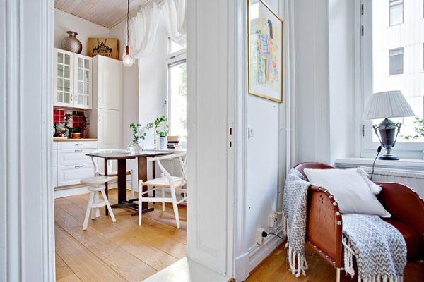 Nordico - entrada a cocina