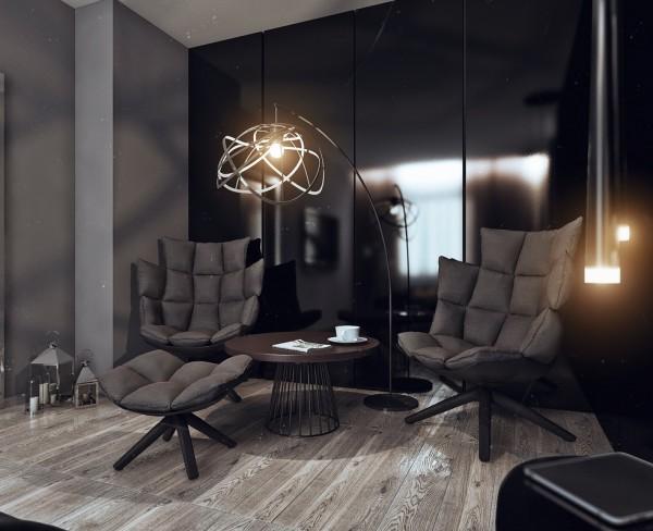 Apartamento masculino - dormitorio rincon