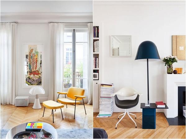 Apartamento en Paris - Rincones