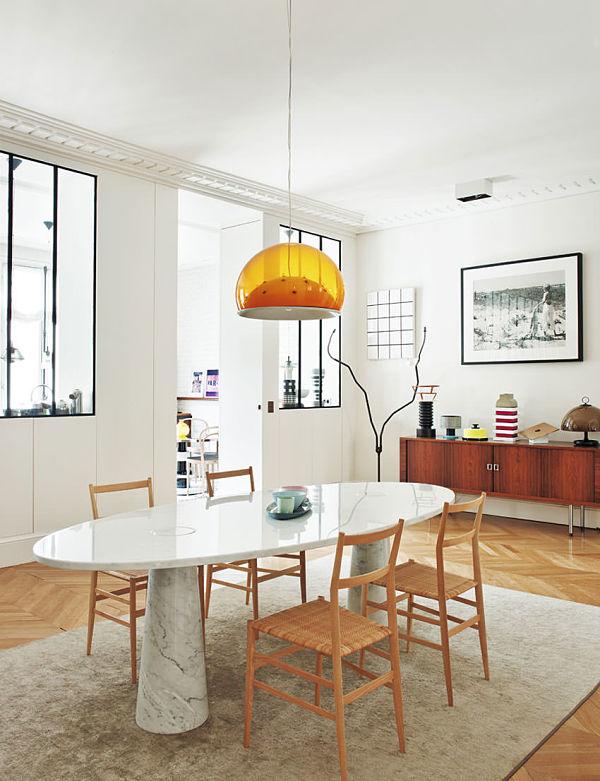 Apartamento en Paris - comedor