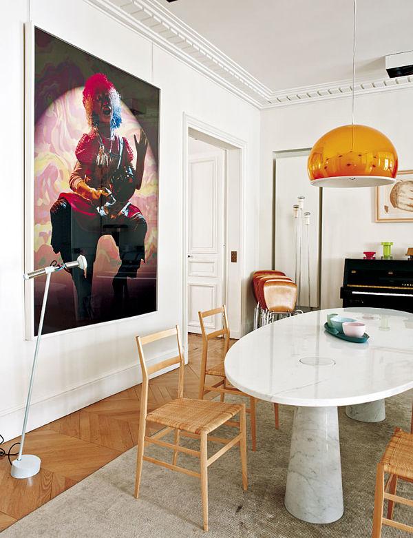 Apartamento en Paris - comedor02