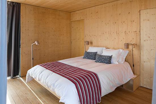 Casa Flotante Interior - dormitorio 00