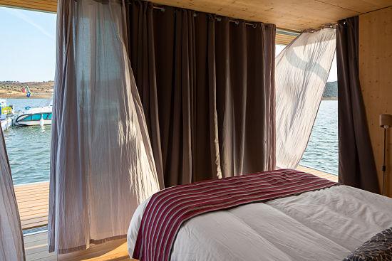 Casa Flotante Interior - dormitorio 01