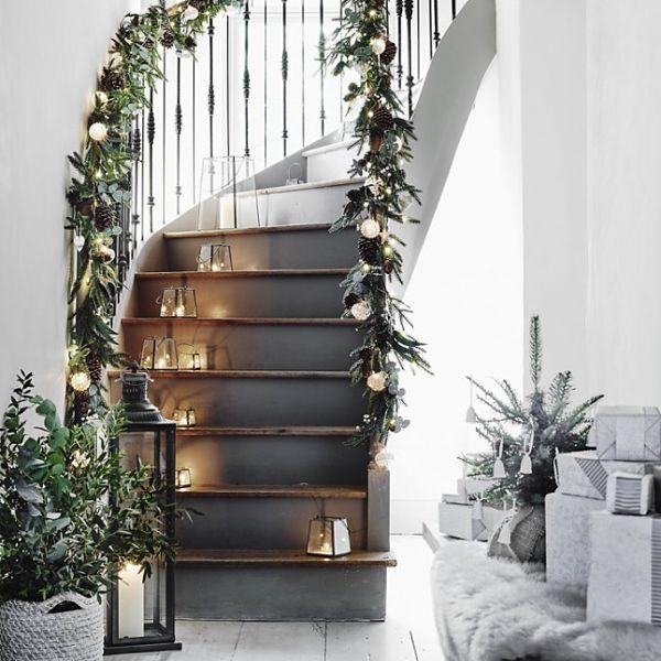 Casa y mesa de navidad 01