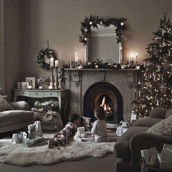 Casa y mesa de navidad 02