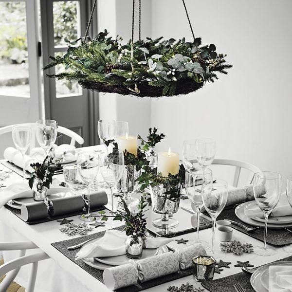 Casa y mesa de navidad 06