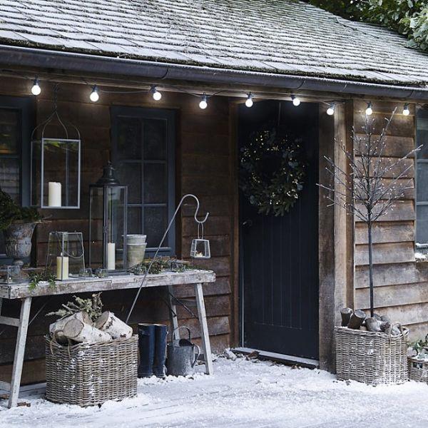 Casa y mesa de navidad 11