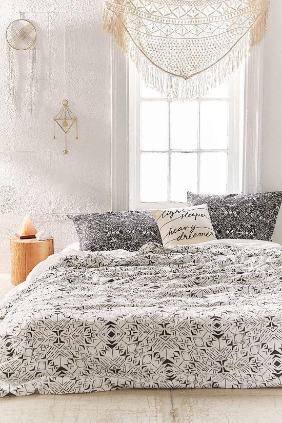 Dormitorio bohemio 13