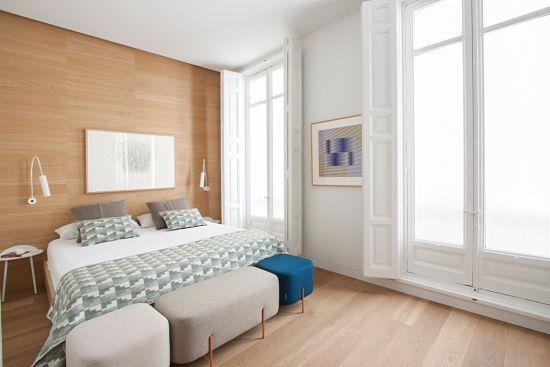 madrid luminoso y colorido - dormitorio 2b