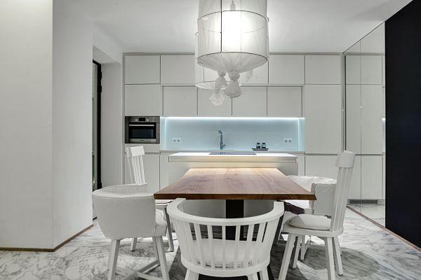 Casa moderna y acogedora 04 - cocina