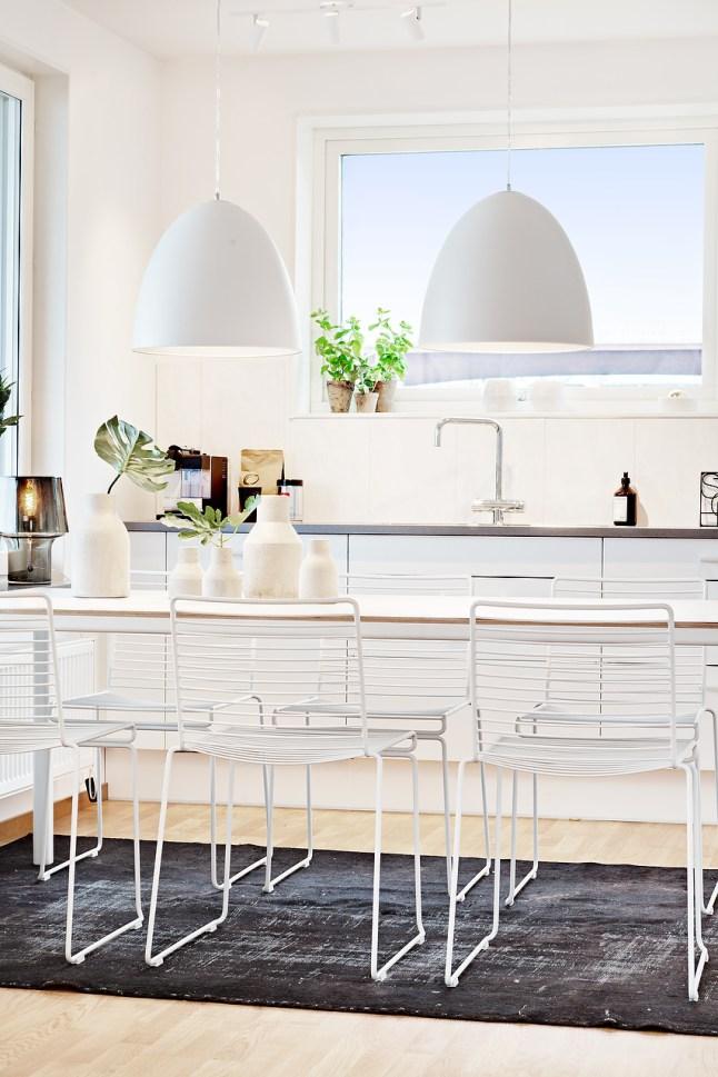 Mezcla de estilos elegante 05 cocina