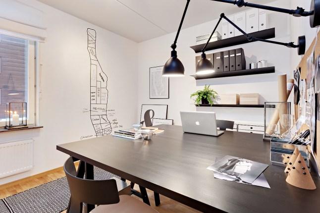 Mezcla de estilos elegante 10 despacho