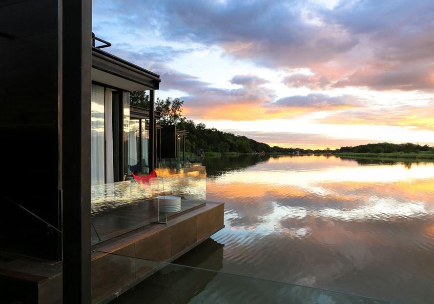 Resort flotante en Tailandia 04 - Vistas
