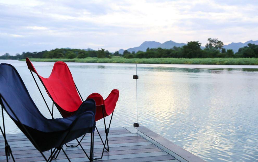 Resort flotante en Tailandia 05 - Outdoor
