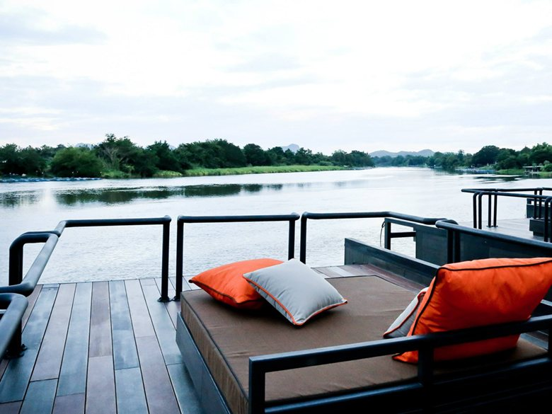 Resort flotante en Tailandia 11 - Outdoor Superior