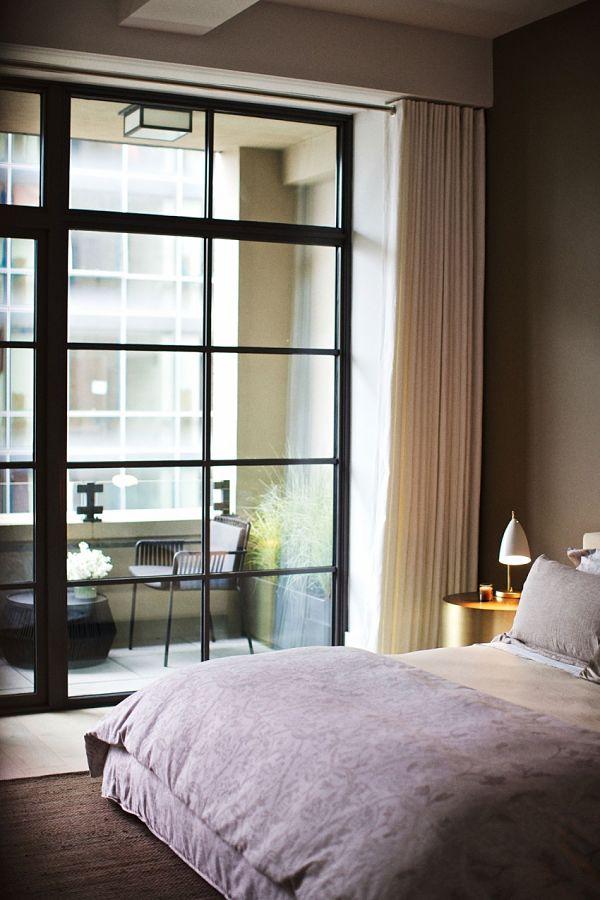 moderno y sofisticado 05 - dormitorio