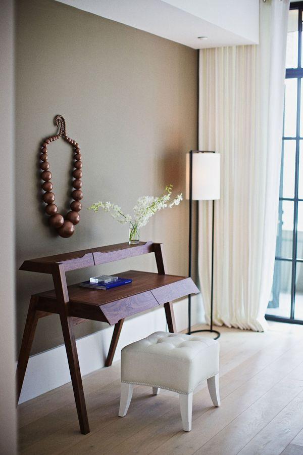 moderno y sofisticado 06 - dormitorio escritorio