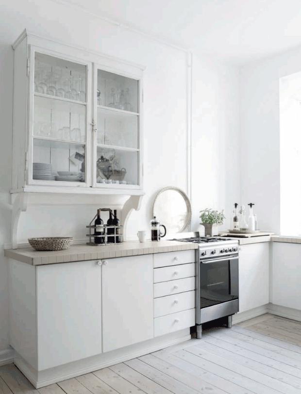 Clasico y sereno 05 - cocina