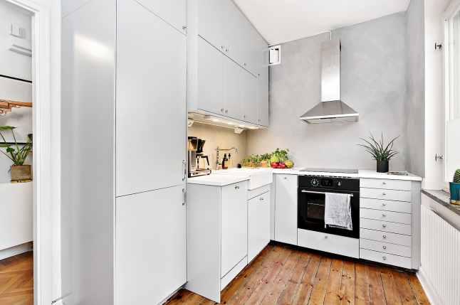 Pocos metros 07 - cocina