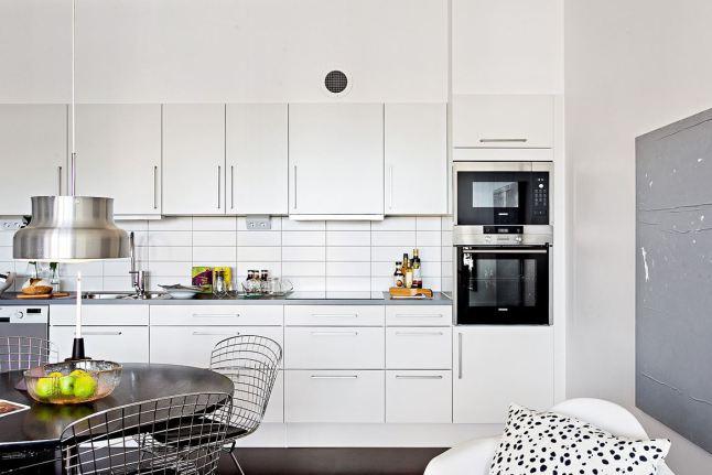 Blanco y amarillo 05 - cocina