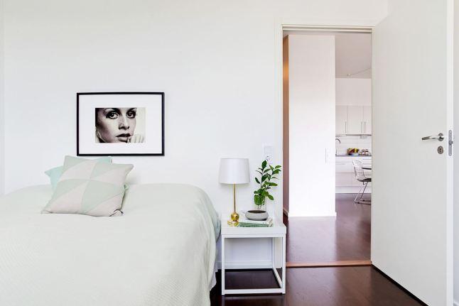 Blanco y amarillo 07 - dormitorio