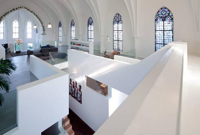 Iglesia o casa 01 - vistageneral