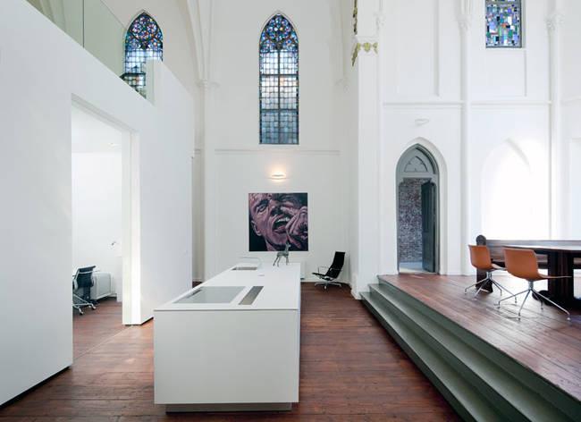 Iglesia o casa 04 - cocina