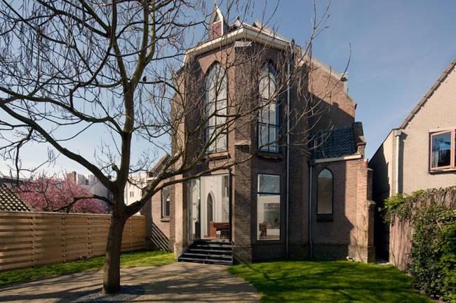 Iglesia o casa 08 - exteriores
