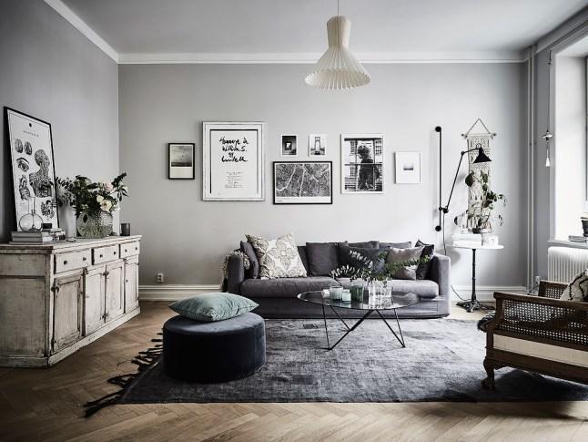 Perfecta sintonia 01 - salon blanco y negro