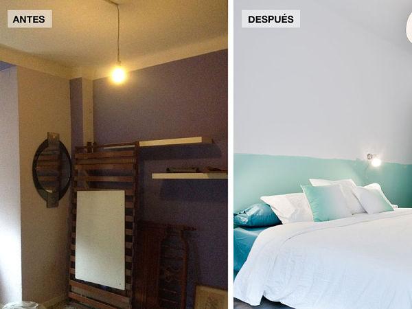 reforma integral en BCN 06a - dormitorio