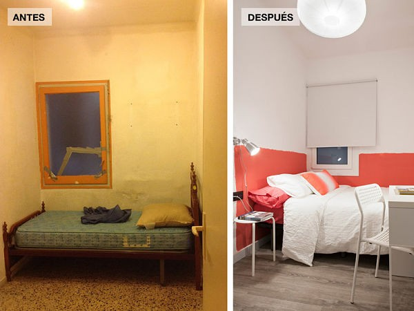 reforma integral en BCN 07 - dormitorio3