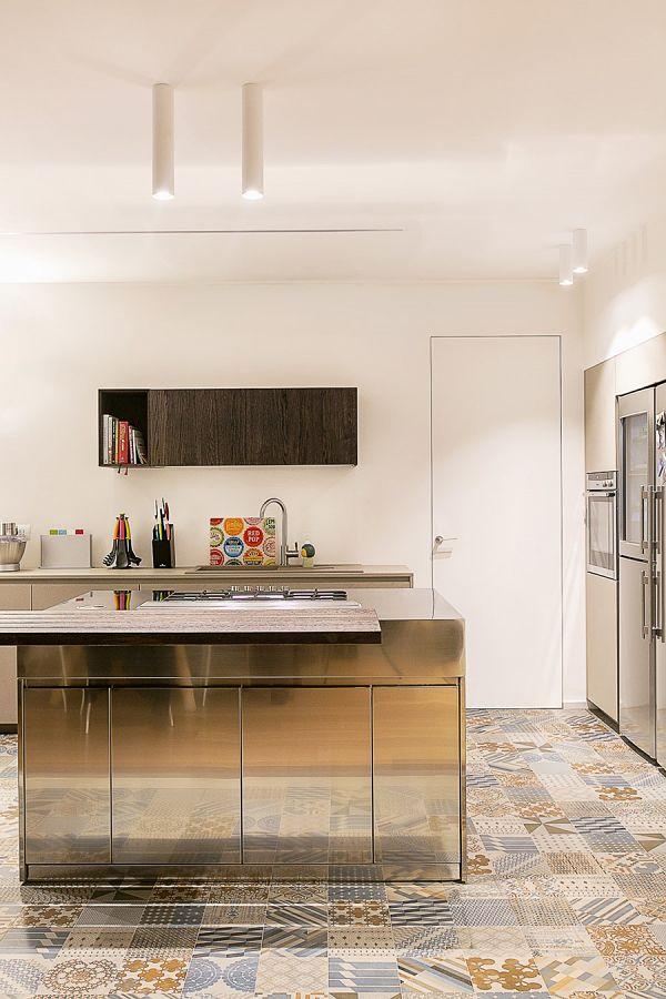 Elegante moderno vintage 05 - cocina