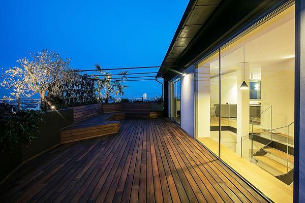 Elegante moderno vintage 07 - terraza