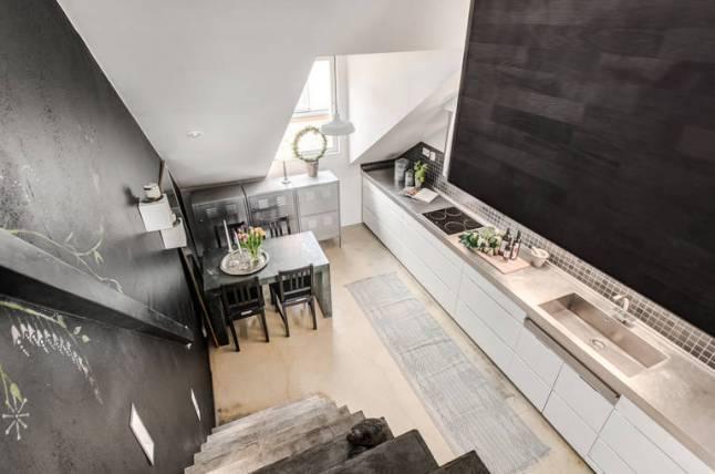 Hormigon en casa 03 escaleras