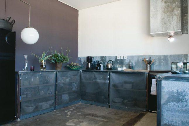 Particular miniloft 05 - cocina