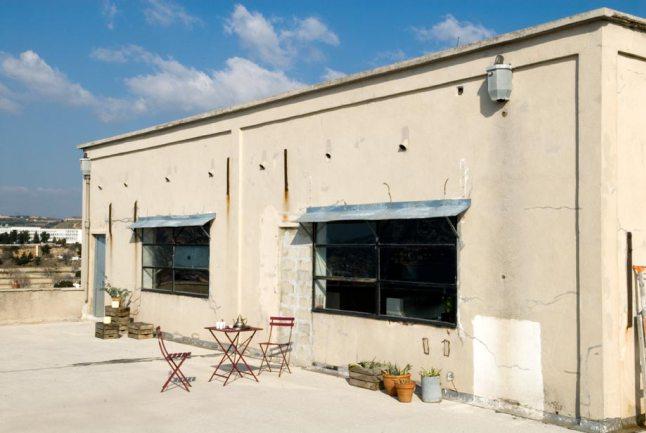 Particular miniloft 08 - terraza