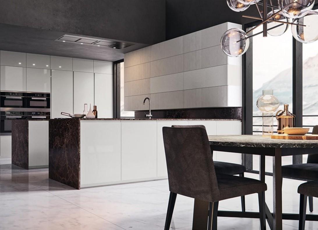 Cocinas De Lujo Modernas Muebles De Cocina Empotrados Gaggenau  # Muebles De Cocina Gaggenau